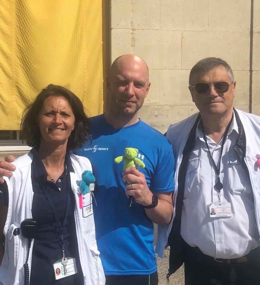 Pr Carli et B Mantz - SAMU Paris  - 26 mai 2018