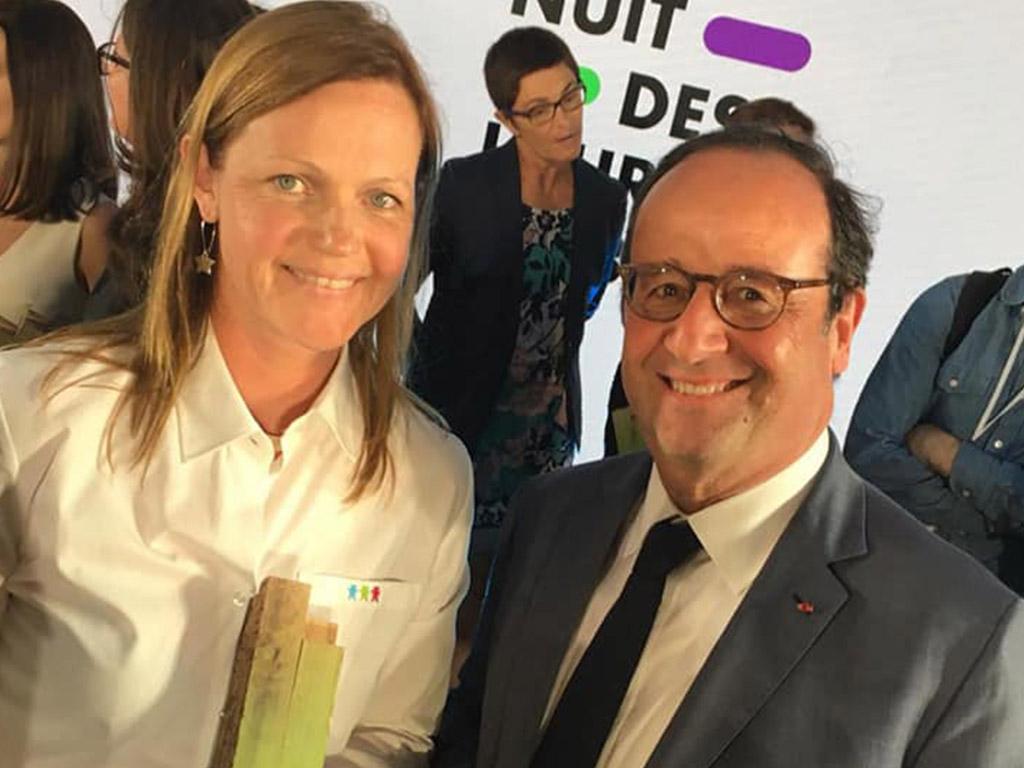 Le-président-François-Hollande