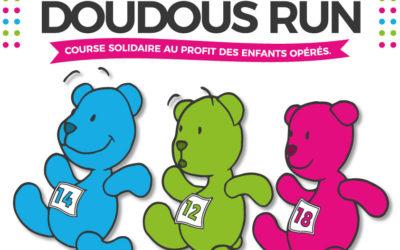 DOUDOUS RUN: 1ère course solidaire nocturne dans le parc du Thabor à Rennes