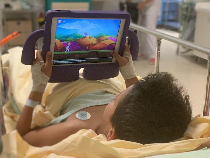 L'accompagnement numérique à l'hôpital